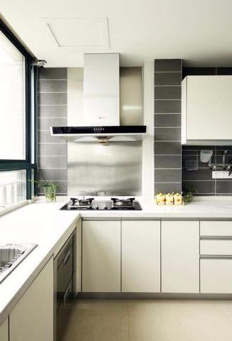 厨房厨房岛台现代简约风格装修设计图片