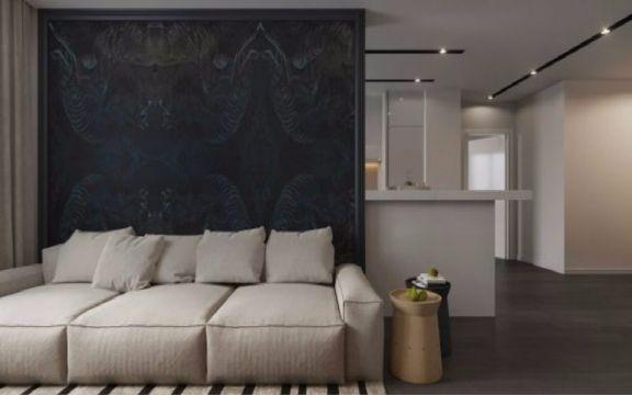 优雅客厅现代简约装饰设计图片