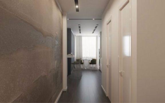 玄关走廊现代简约装饰图