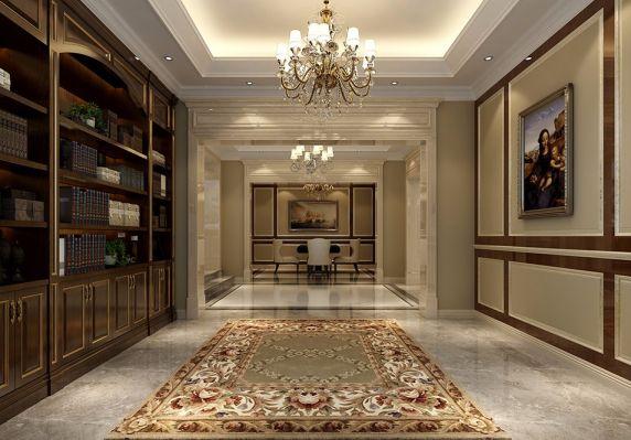 玄关走廊欧式风格效果图
