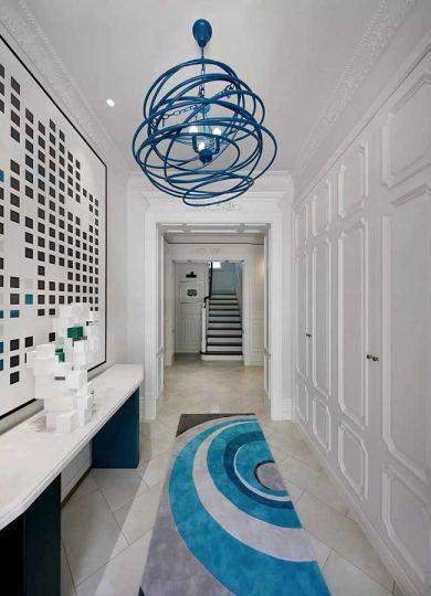 玄关走廊混搭风格装饰图片