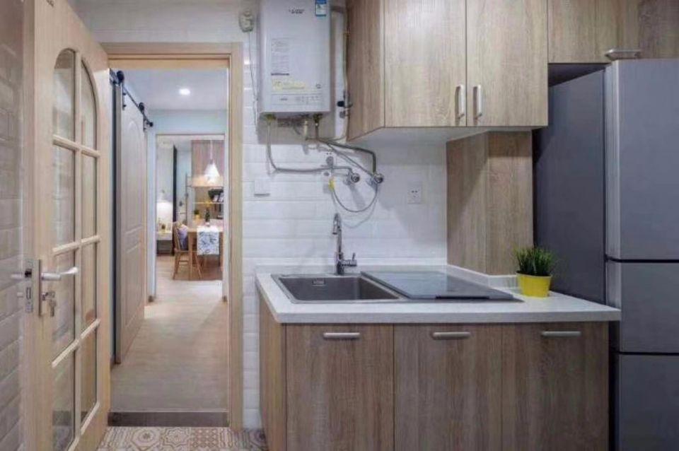 厨房细节北欧风格装潢图片