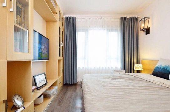 卧室电视柜现代简约风格装饰图片