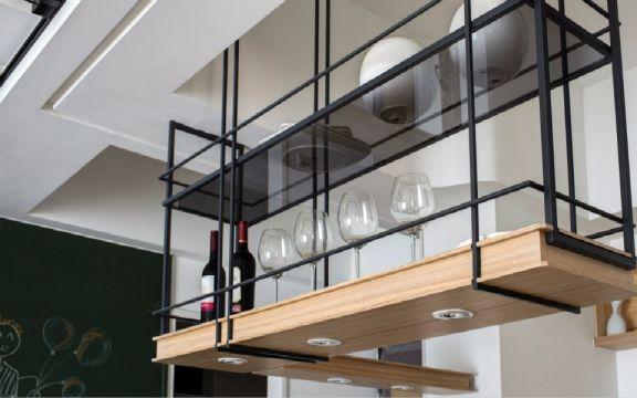 2019北欧酒窖装修设计图片 2019北欧吊顶设计图片