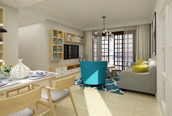 2020北欧240平米装修图片 2020北欧四居室装修图