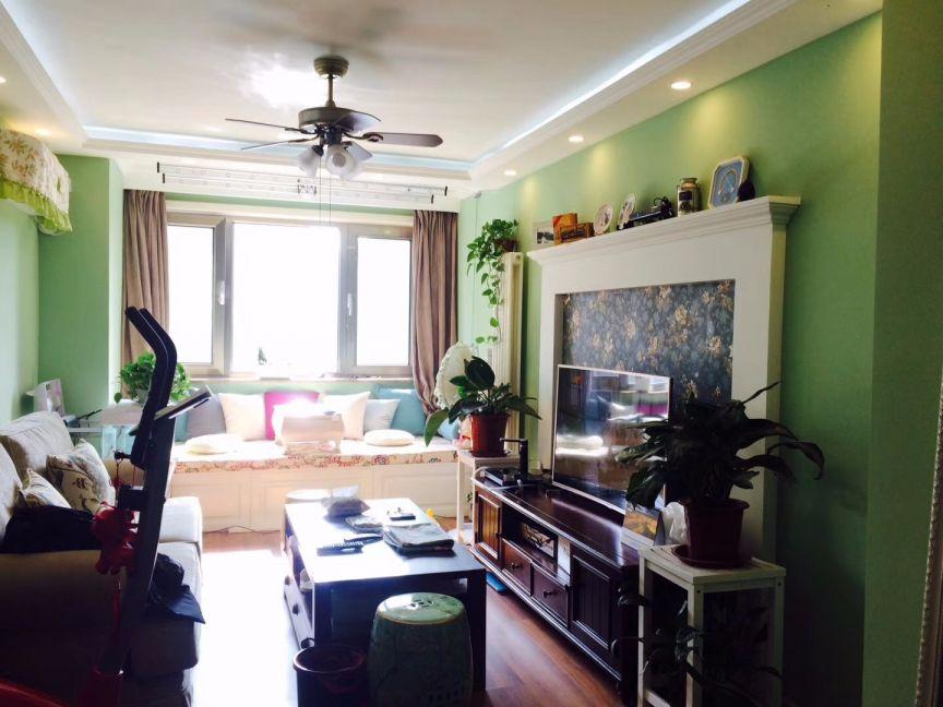 简约风格76平米两室两厅新房装修效果图