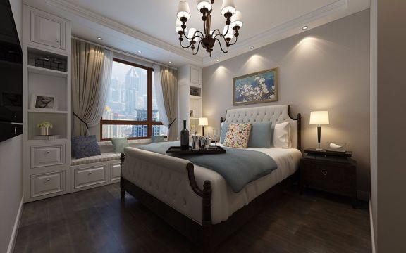 卧室地板砖简约风格装饰设计图片