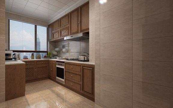 厨房吊顶简约风格效果图