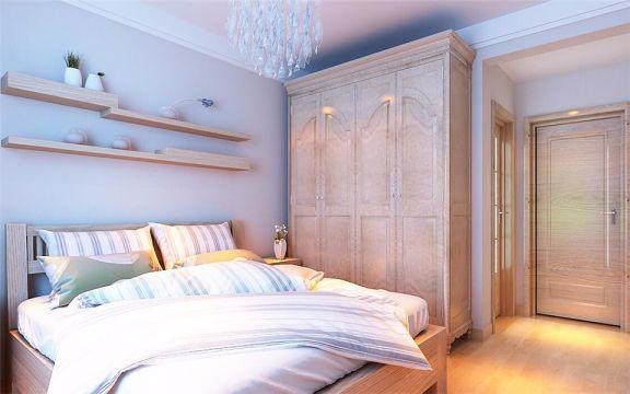 卧室衣柜简约风格装修效果图