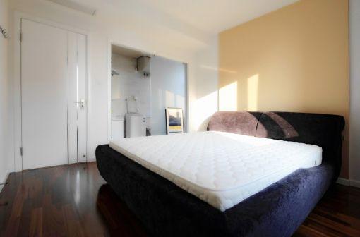 98平米简约风格二居室装修效果图