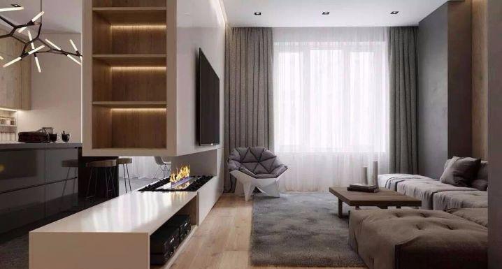 卧室隔断美式风格装修效果图