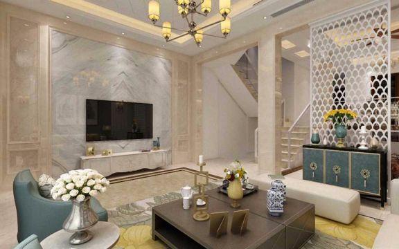 320平米简欧五室两厅装修效果图