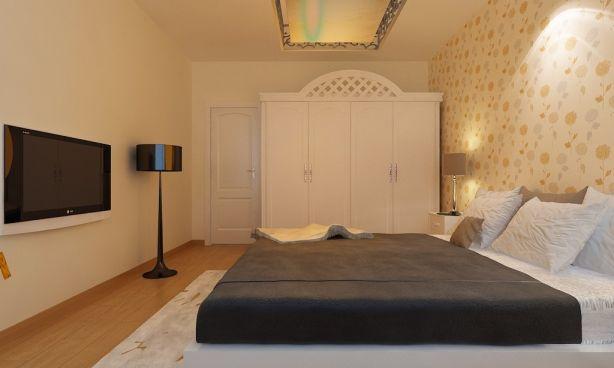 卧室衣柜简约风格装饰图片