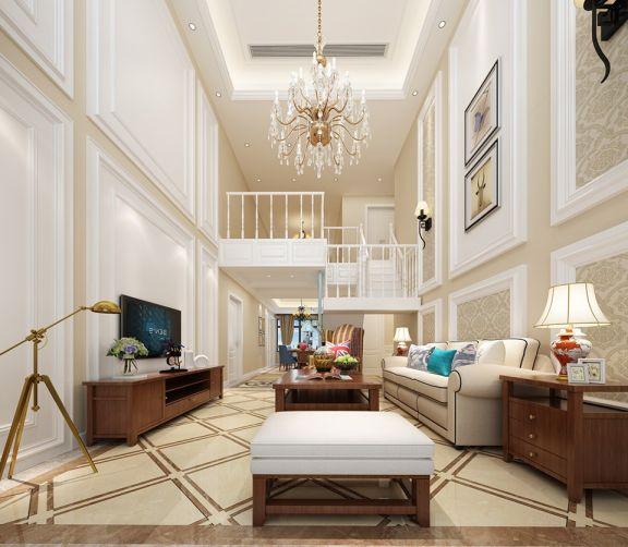300平米欧式五室两厅居室装修效果图