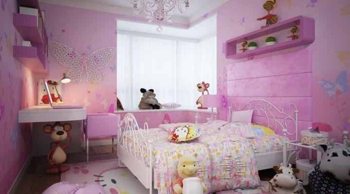现代风格180平米四室两厅新房装修效果图
