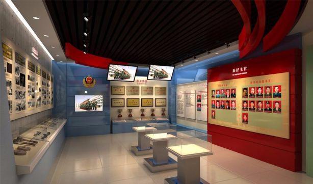 上海武警部队