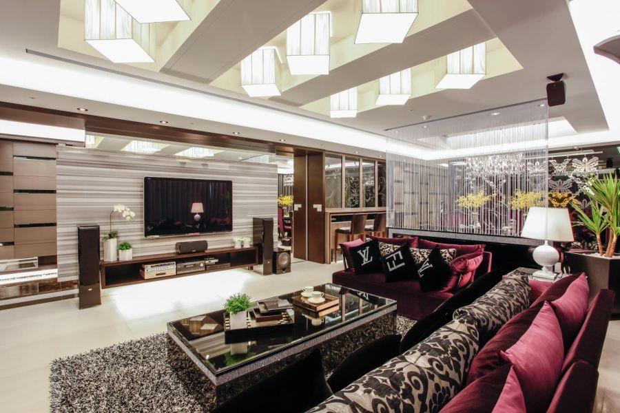 2021经典110平米装修设计 2021经典二居室装修设计