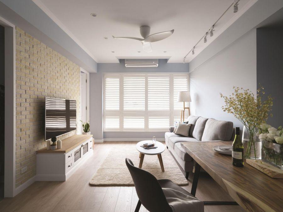 2020乡村110平米装修设计 2020乡村二居室装修设计