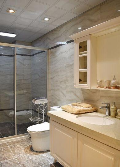 浴室吊顶欧式风格装潢图片