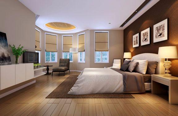 简欧风格220平米大户型新房装修效果图