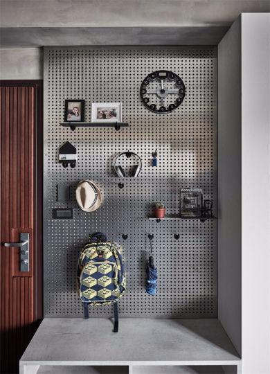 玄关现代简约风格装饰效果图