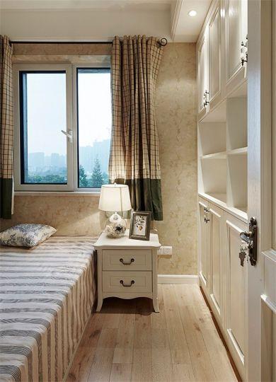 卧室榻榻米美式风格装潢设计图片