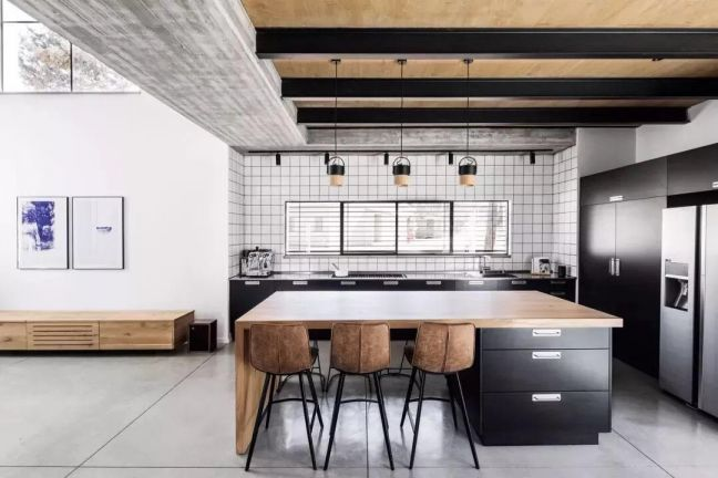 2019现代90平米装饰设计 2019现代三居室装修设计图片