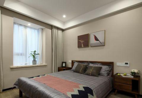 现代风格168平米三室两厅新房装修效果图