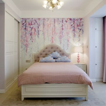 2019简约60平米以下装修效果图大全 2019简约一居室装饰设计