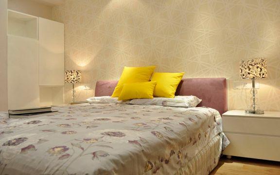 现代卧室简约室内装修图片