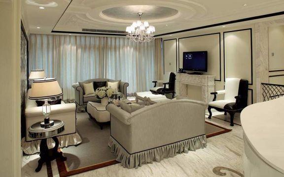 美观大方沙发装修