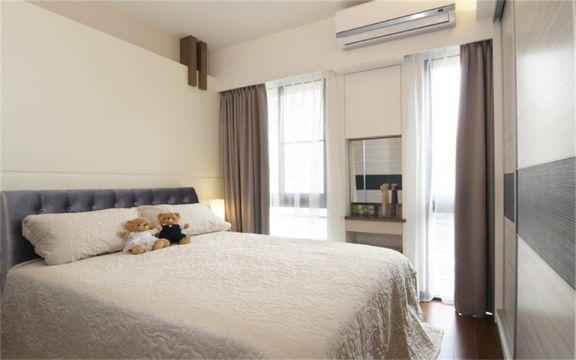 美感卧室案例图