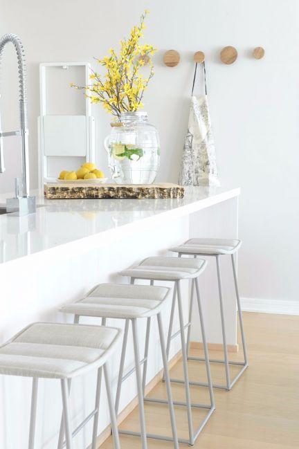 厨房厨房岛台北欧风格装修图片