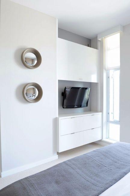 卧室电视柜北欧风格装修效果图