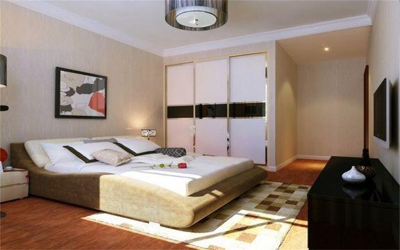 卧室衣柜新中式风格装潢图片