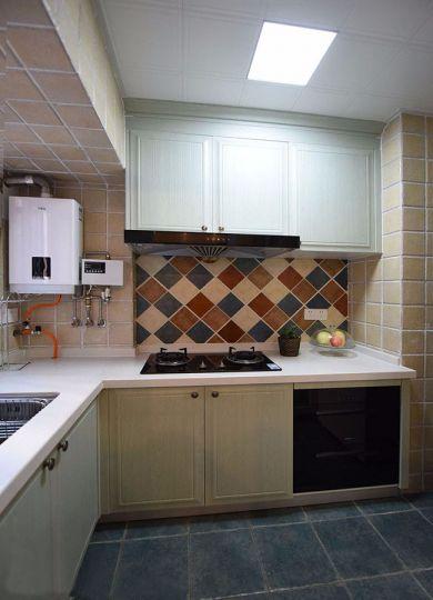 质感厨房装潢效果图