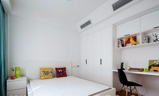 2019北欧儿童房装饰设计 2019北欧床头柜装修设计图片