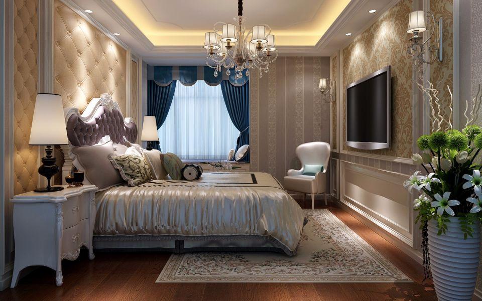 完美床头柜设计效果图