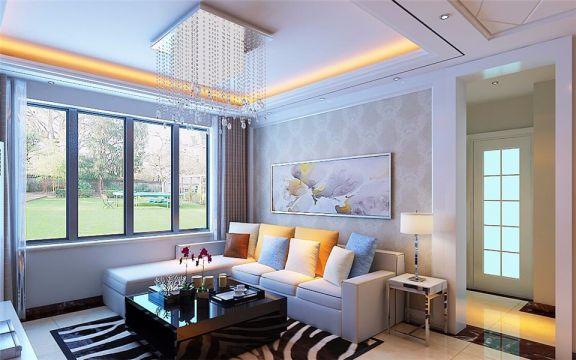 最新客厅现代简约设计图