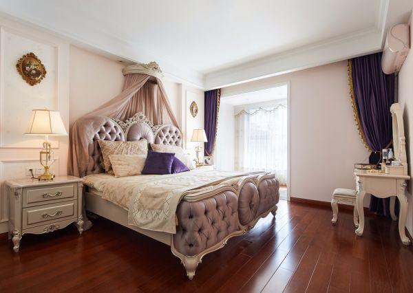 2018欧式卧室装修设计图片 2018欧式设计图片