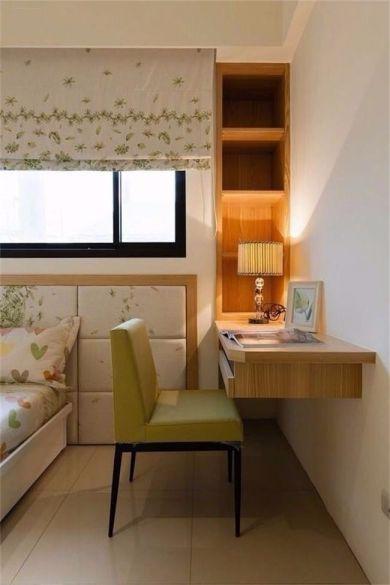 温馨黄色卧室装饰设计图片