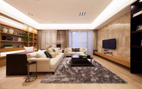 日式客厅沙发装修设计