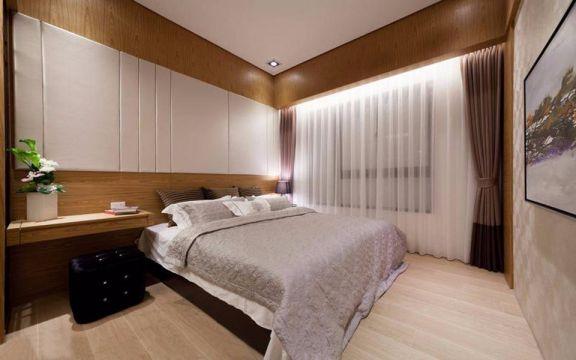 摩登窗帘室内装修设计