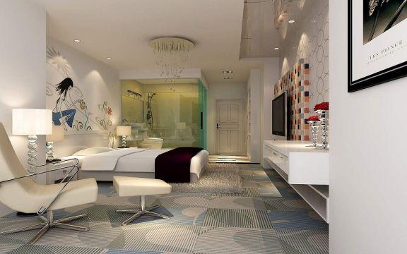 简约风格168平米大户型室内装修效果图