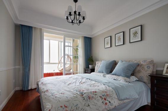 美观大方卧室窗帘设计方案