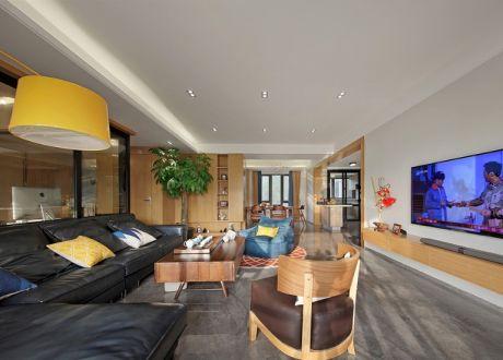 简约风格145平米四室两厅新房装修效果图