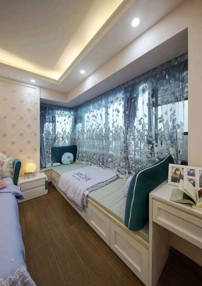欧式风格148平米大户型室内装修效果图