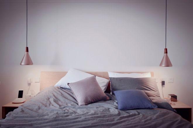 大华南湖世家 90平 日式风格 两居室 装修效果图