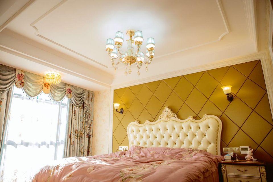 2019欧式卧室装修设计图片 2019欧式设计图片