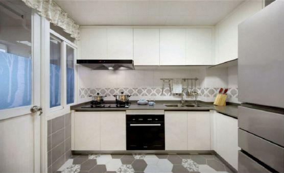 眩亮厨房装修图片